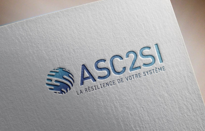mockup logo asc2si